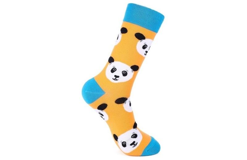 Meias Fantasia Panda Style