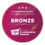 Medalha Bronze - Portugal E-commerce Awards